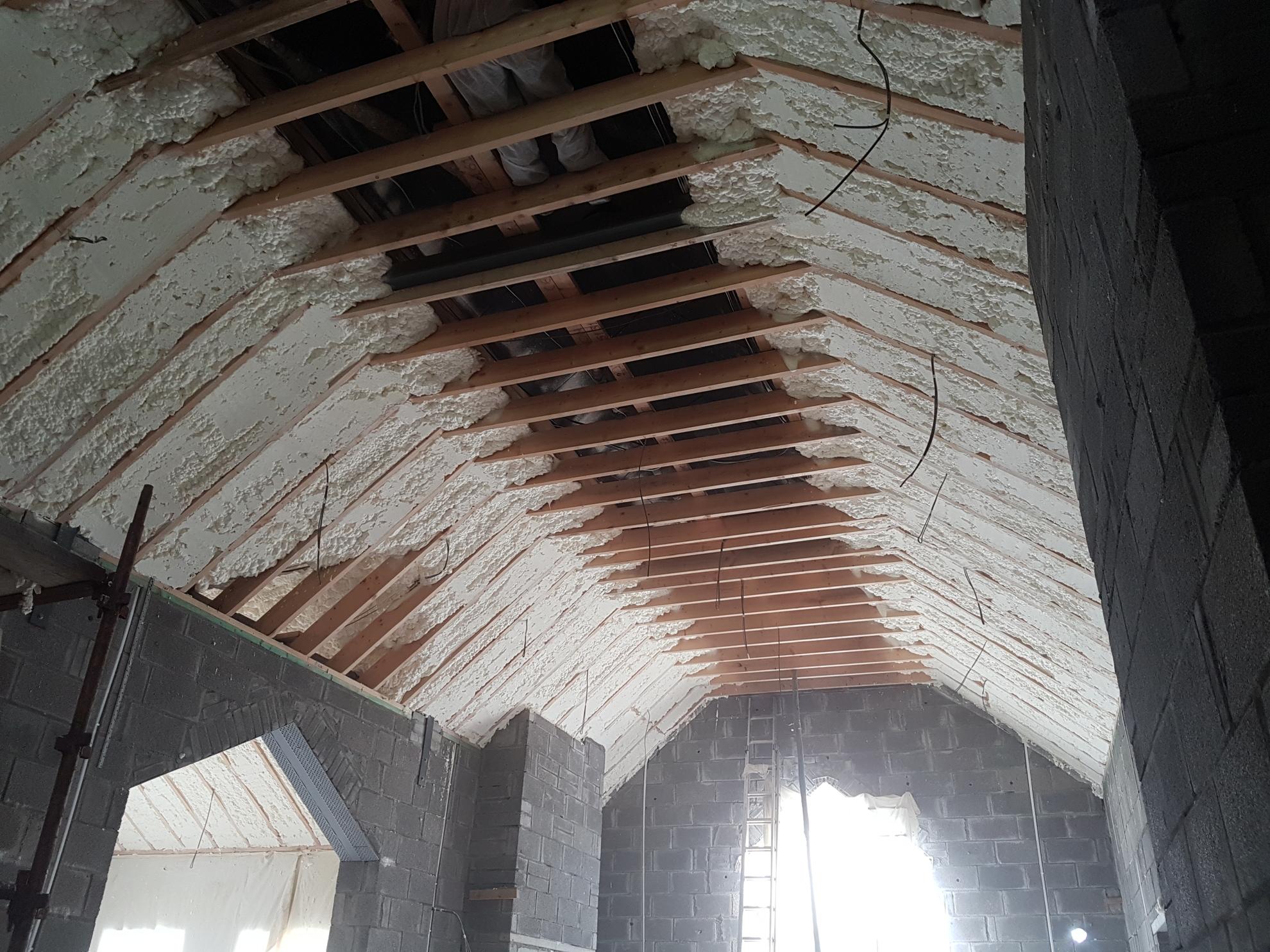 Spray Foam Insulation Experts Ireland